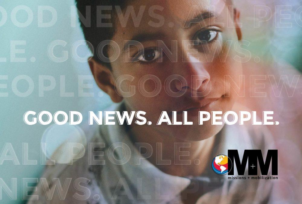 Good News. All People.