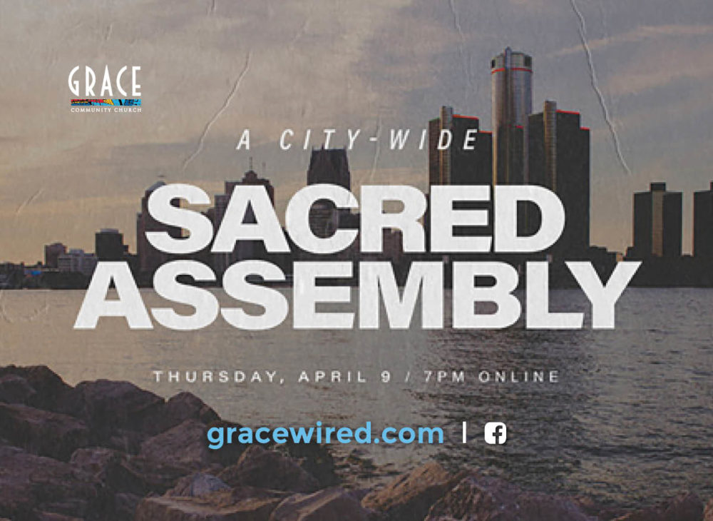 A City-Wide Sacred Assembly