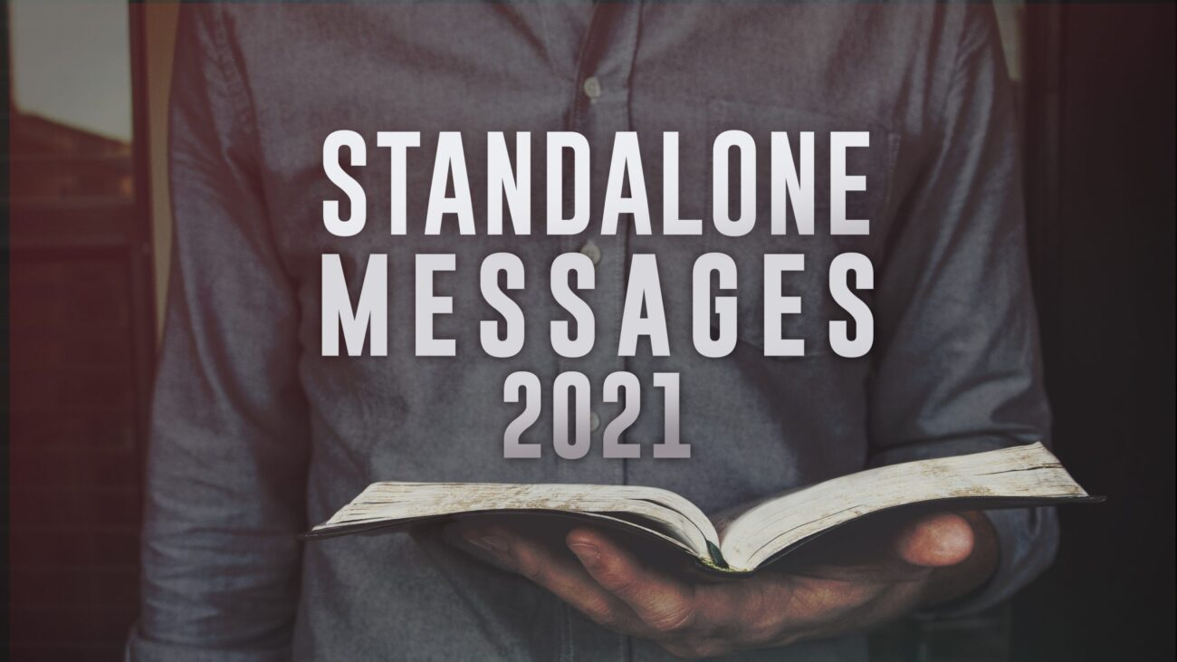 Standalone Messages 2021